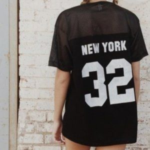 John Galt | New York Black Jersey